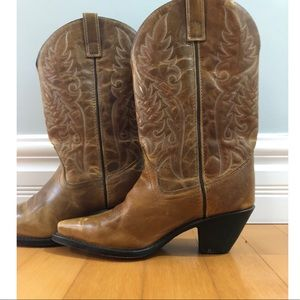 Laredo Women's Snip Toe Madison Western Boots